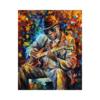 John Lee Hooker Çizilmiş Boyamaya Hazır Tuval