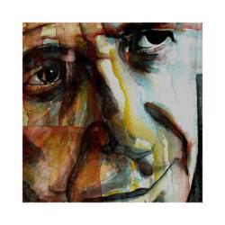 Leonard yağlı boya çizilmiş boyamaya hazır tuval