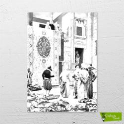 ünlü Ressamlar Arşivleri Sayfa 2 8 çizilmiş Tuval Satın Al